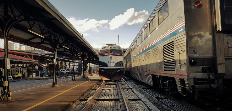 viaggiare con Amtrak