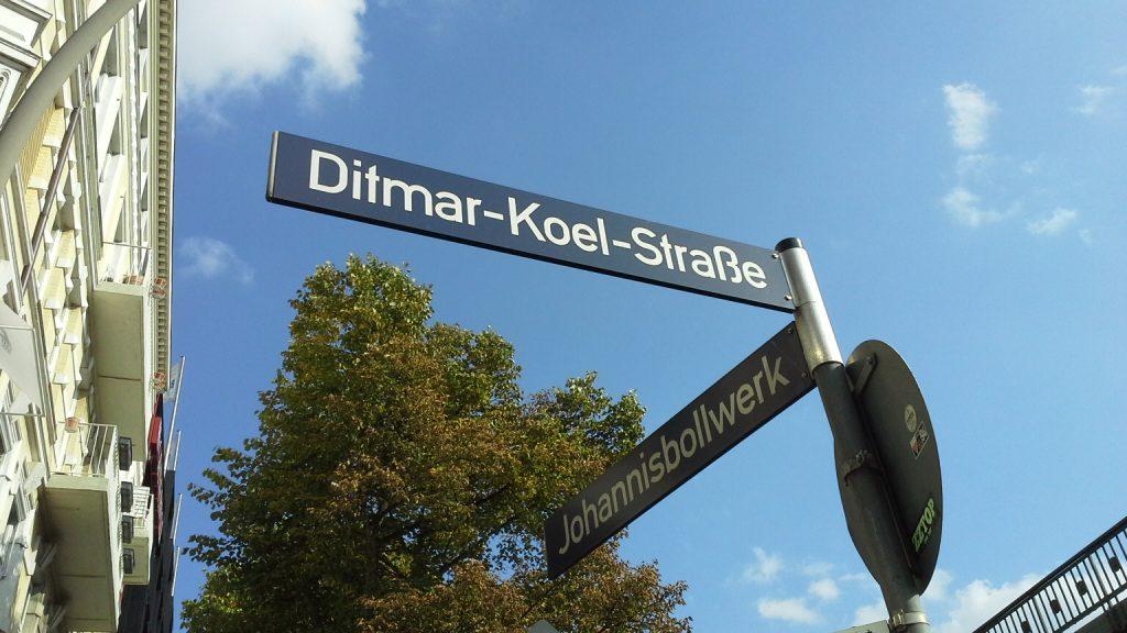 Ditmar-Koel-Strasse Hamburg
