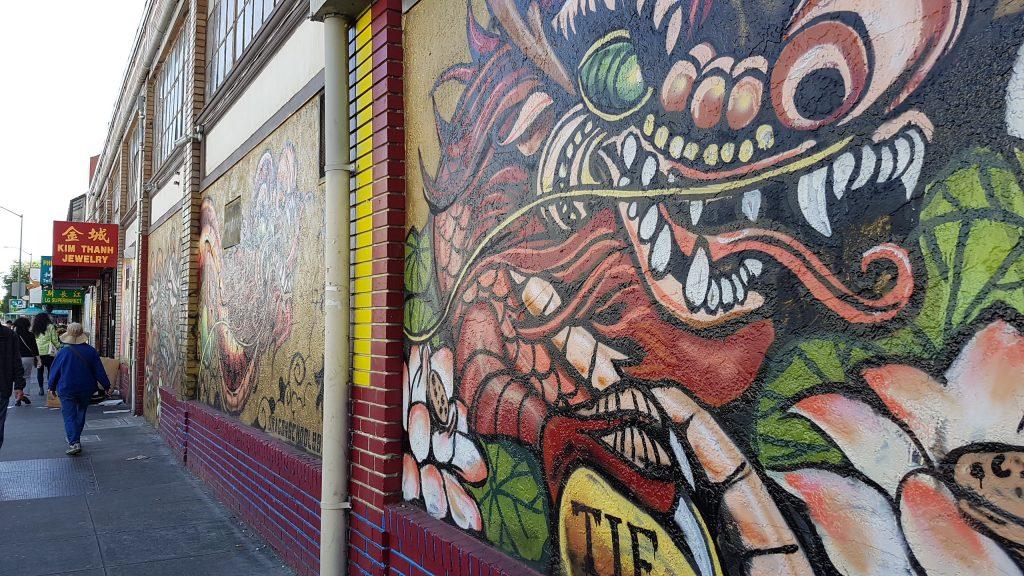 Scoprire la Chinatown di Oakland