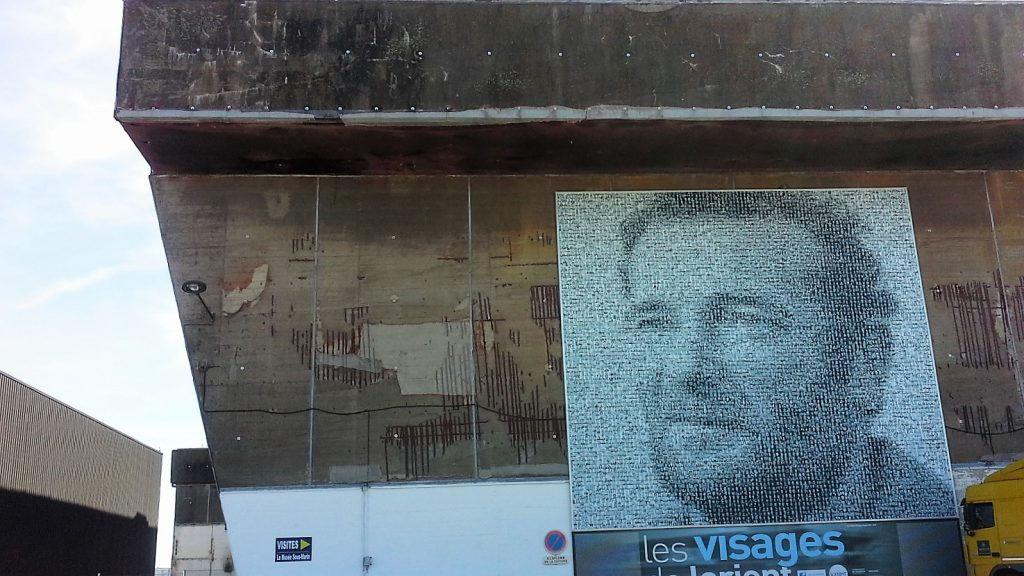 Visitare i bunker di Lorient