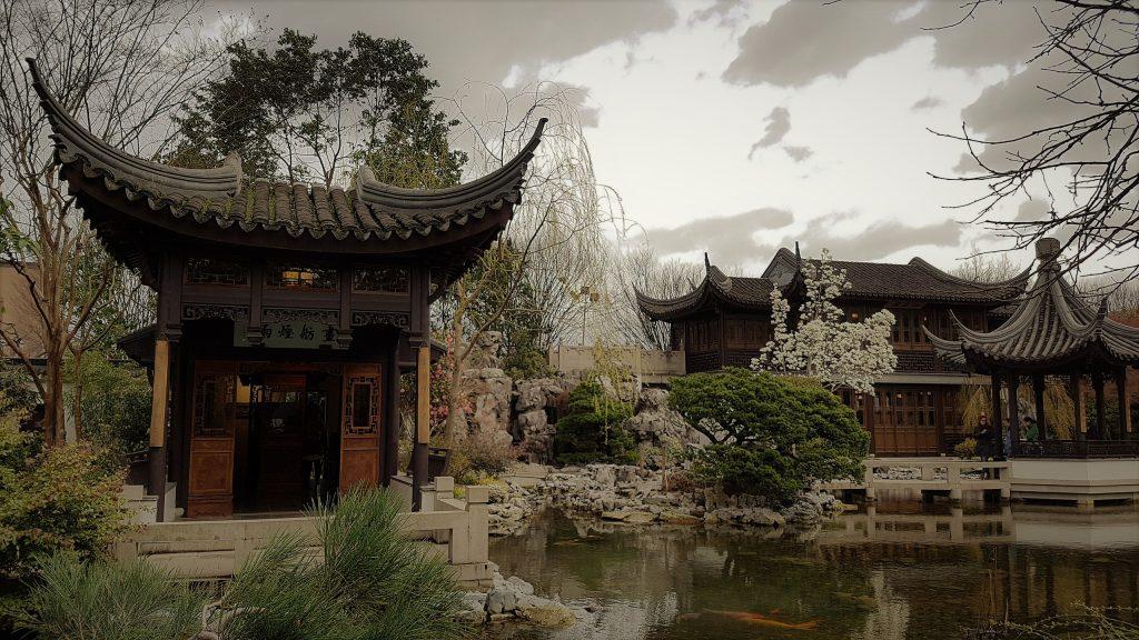 Visitare il Chinese Garden di Portland