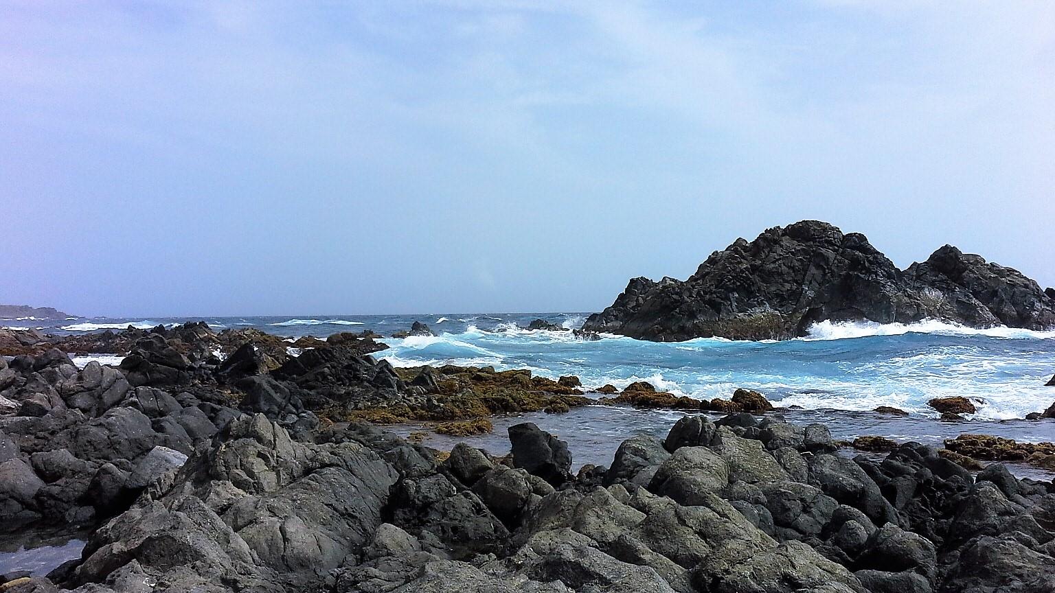 Conchi beach Aruba