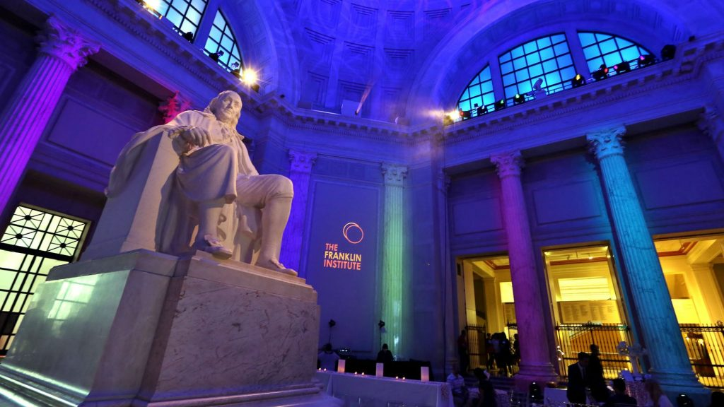 Visitare il Franklin Institute a Philadelphia