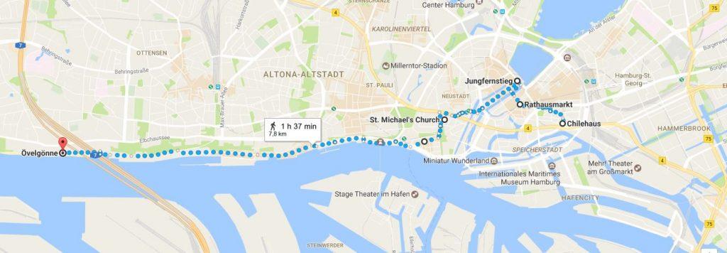 Cosa vedere ad Amburgo: giorno 2