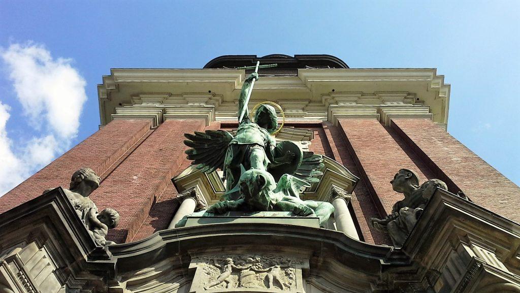 Amburgo Michaeliskirche