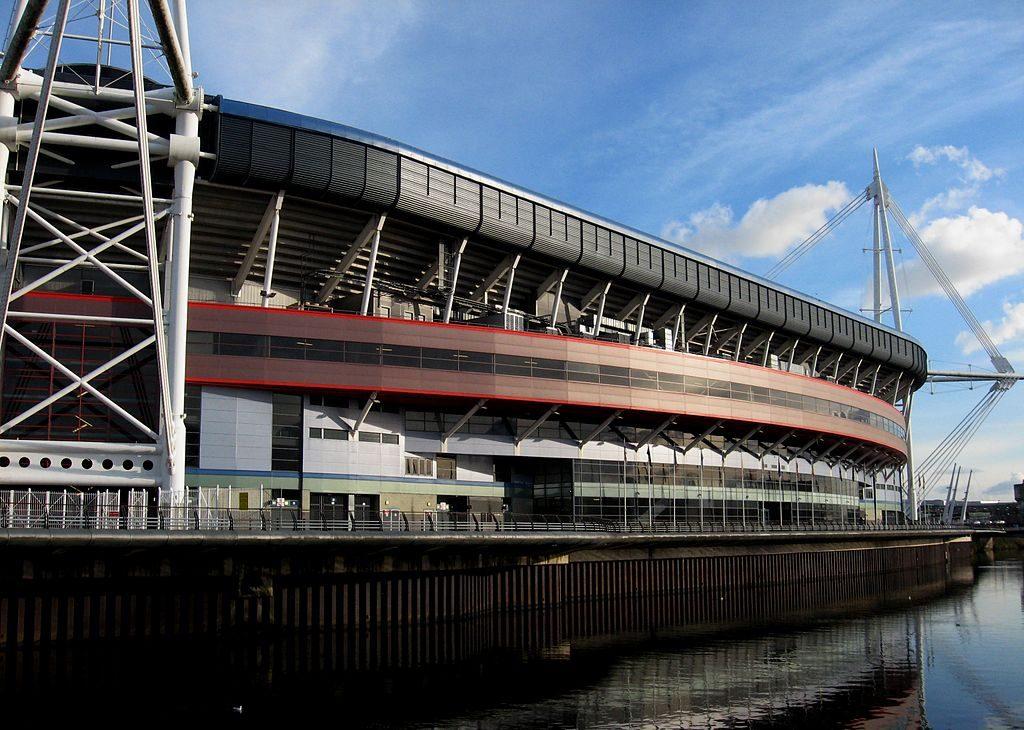 Municipaly Stadim Cardiff