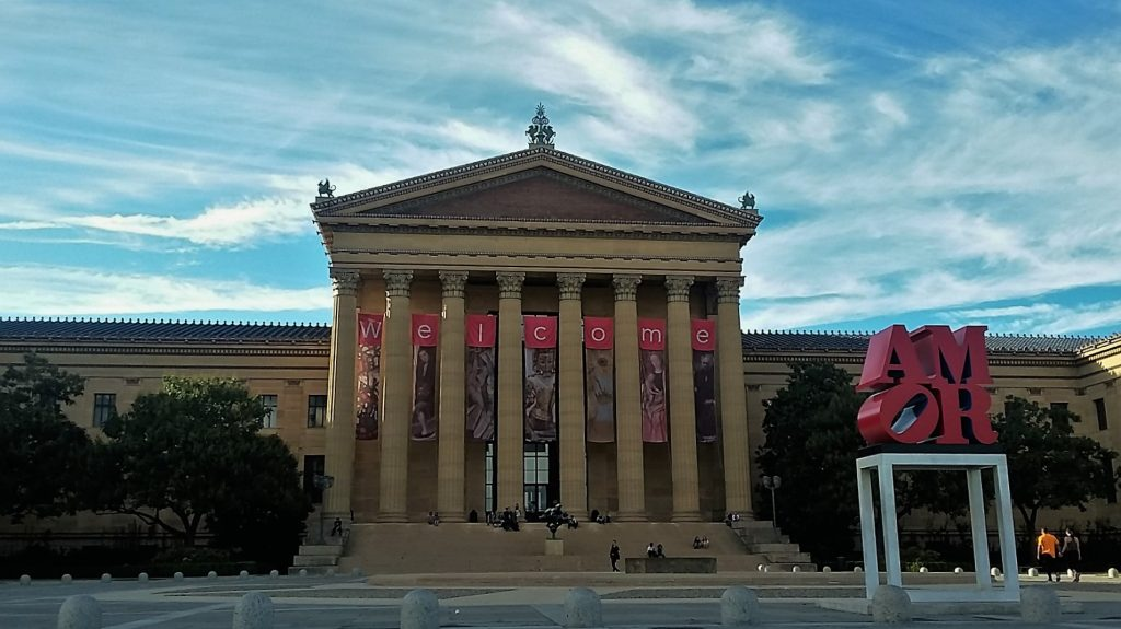Visitare il Philadelphia Museum of Art