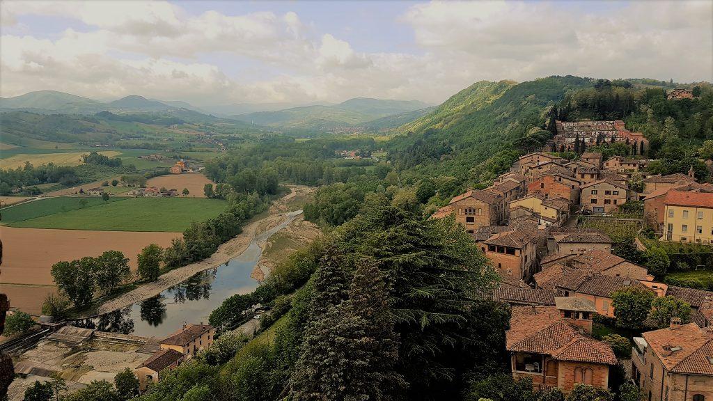 Valli Piacentine: Val D'Arda
