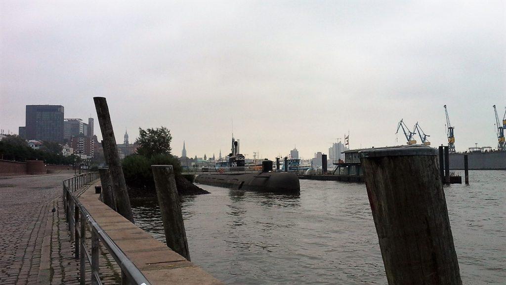 Il sottomarino di Amburgo