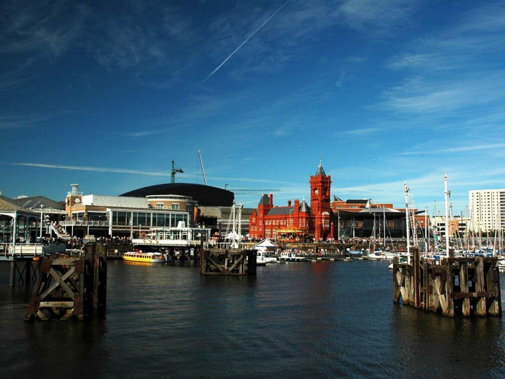 Visitare Cardiff Bay