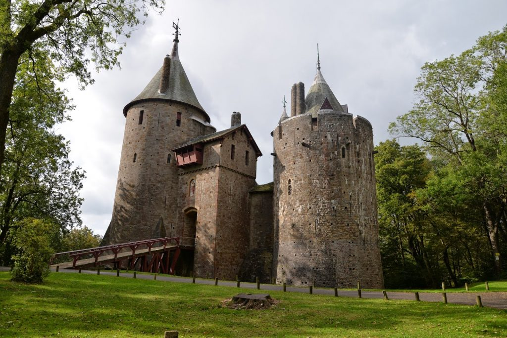 Visitare Castell Coch
