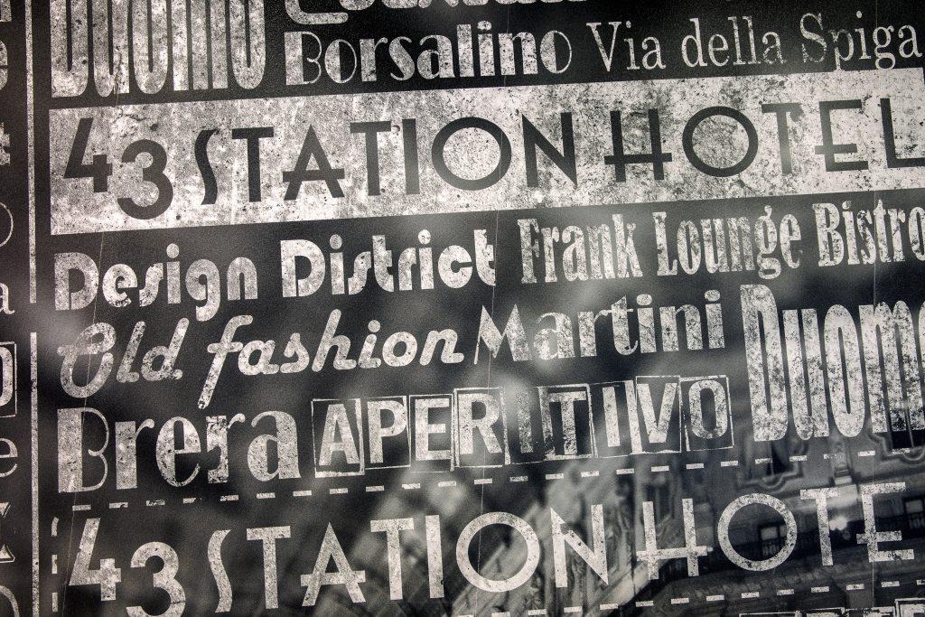 43 station hotel milano