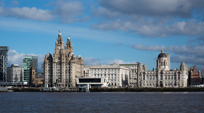 Tour musicale Liverpool