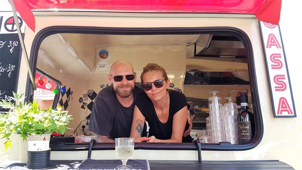 Alida e Daniel Zoe Cucina