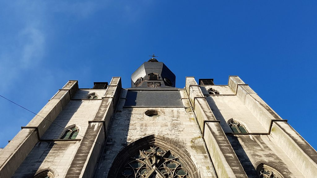 La cattedrale di Dinant