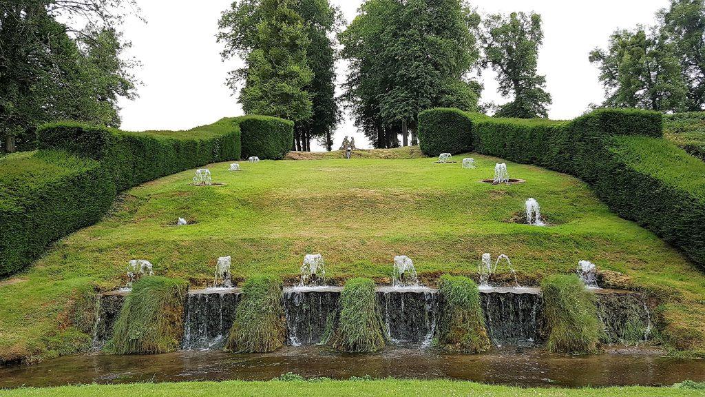 Fontane giardini di annevoie