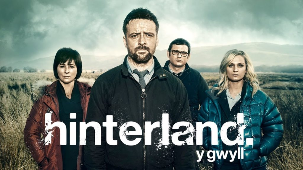 Location serie tv Hinterland