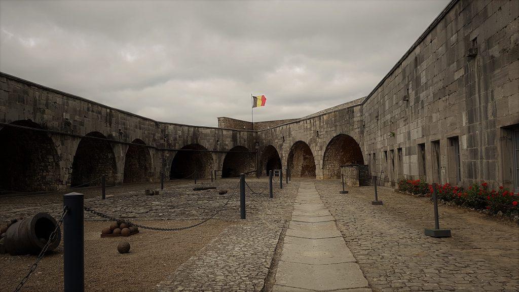La cittadella di Dinant