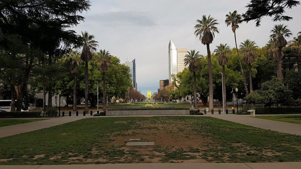 M street Sacramento