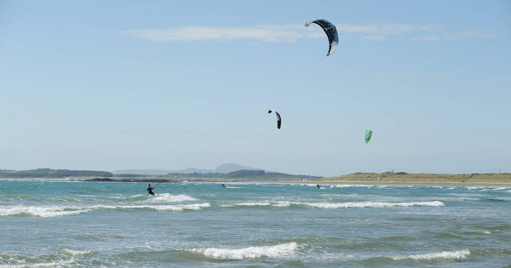 Rhosneigr isola di Anglesey