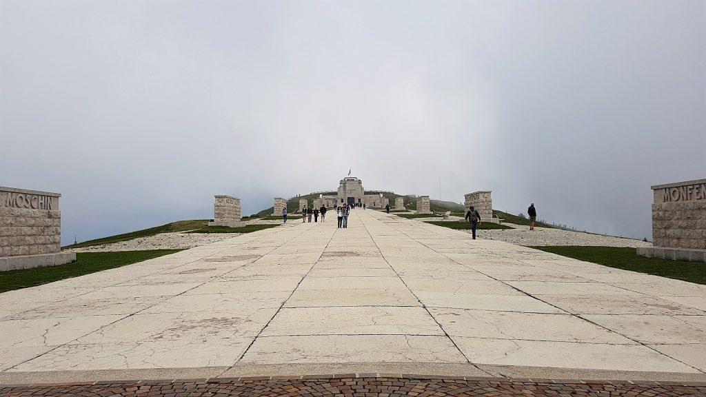 Visitare i Sacrari della Grande Guerra