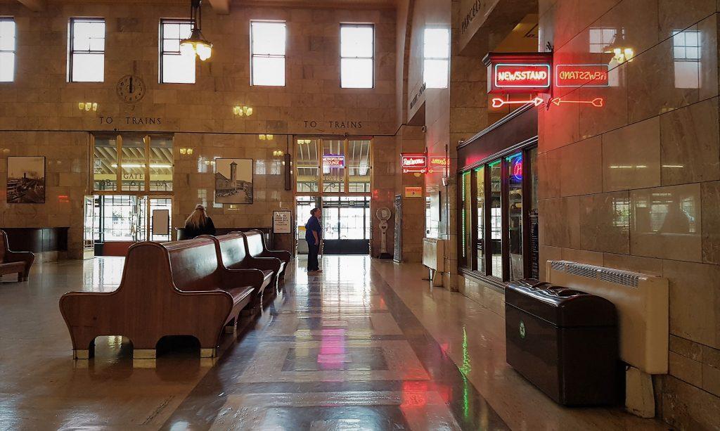 Sala d'attesa portland