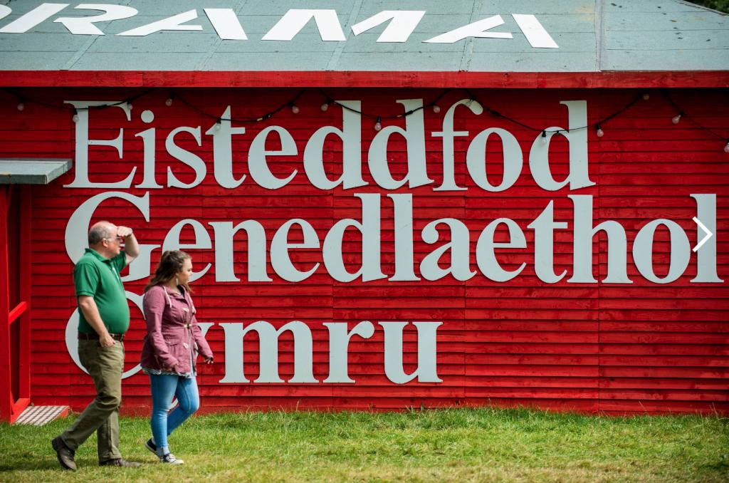Eisteddfod Galles