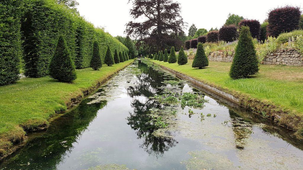 visitare i giardini di annevoie