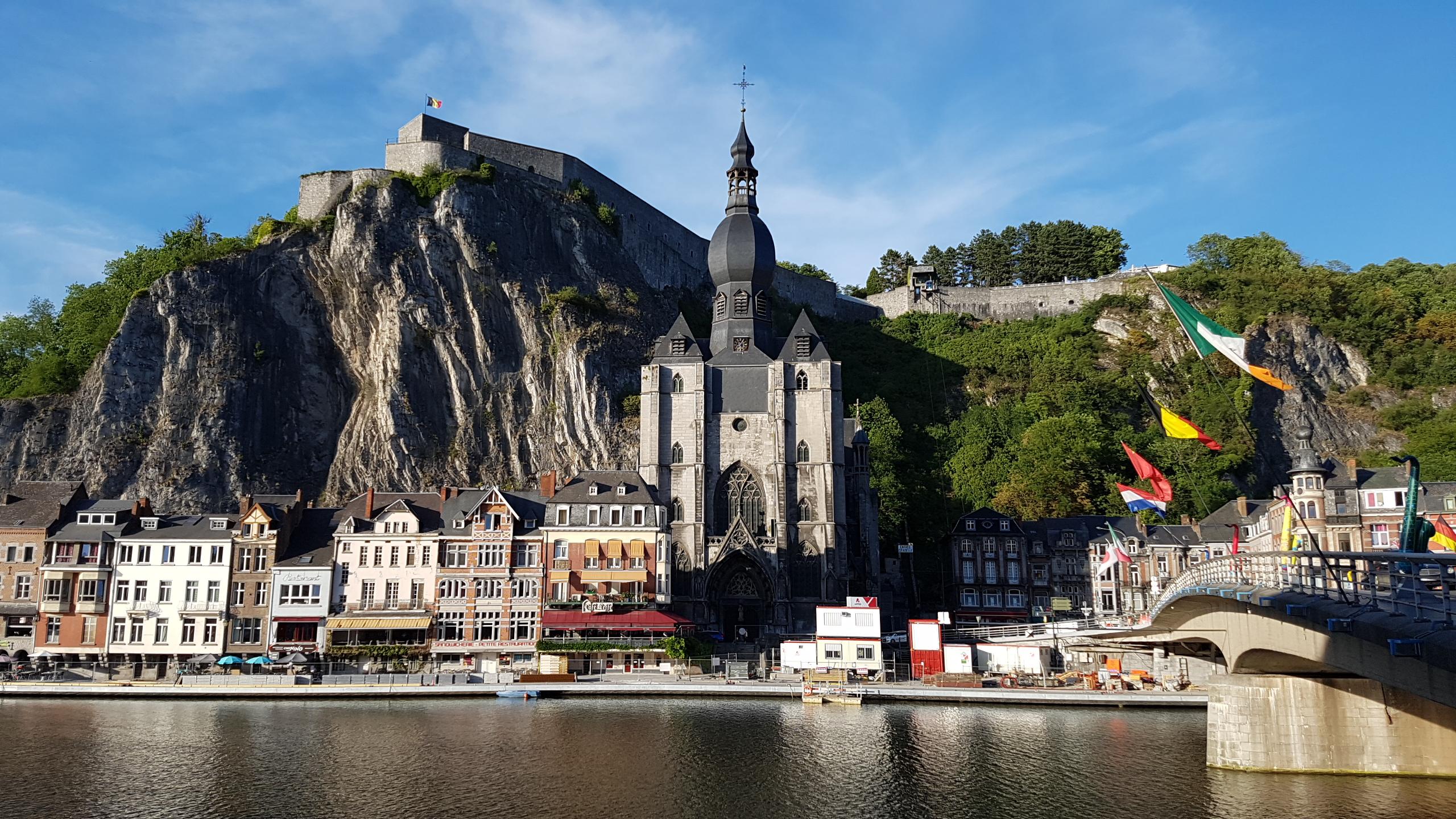 Viaggio in Belgio: visitare Dinant