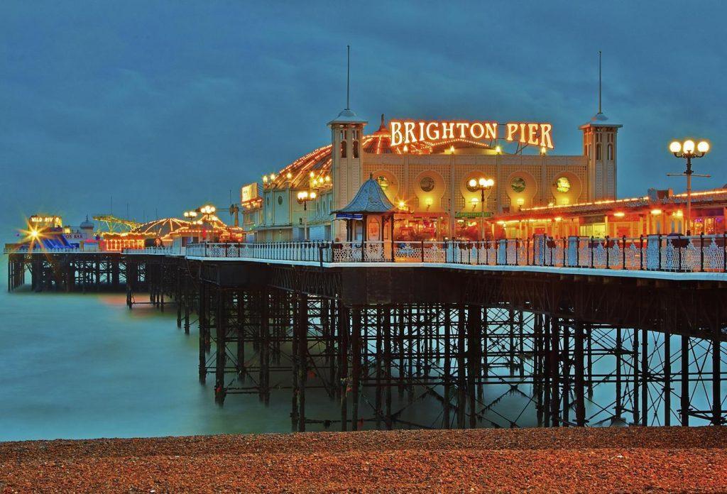 Il molo di Brighton