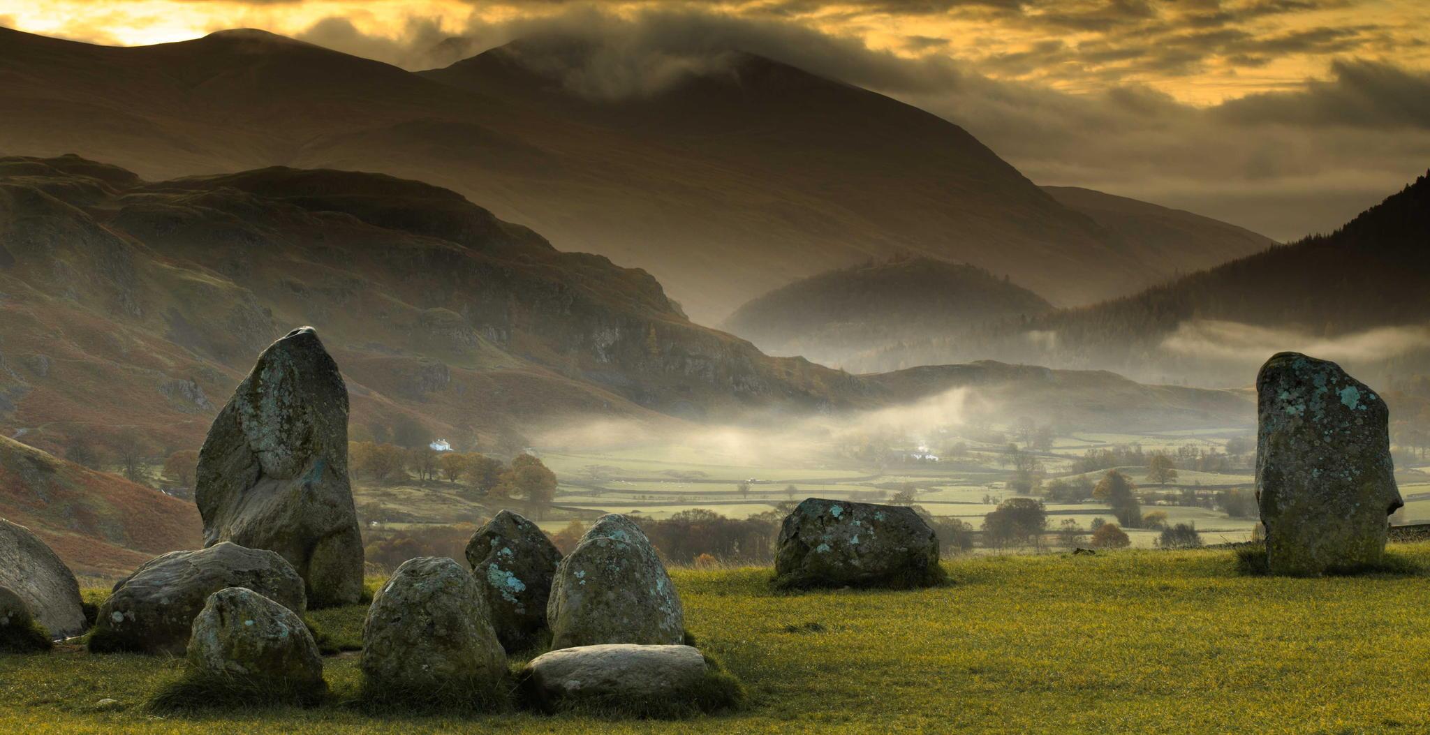 Cerchio di pietre di Castlerigg