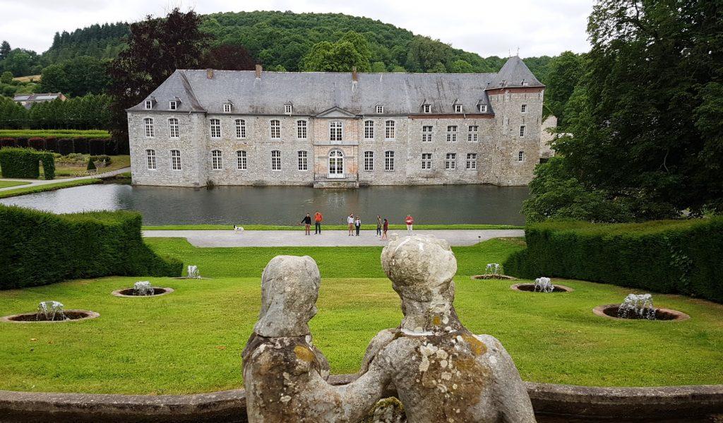 Belgio: visitare i giardini del castello di Annevoie