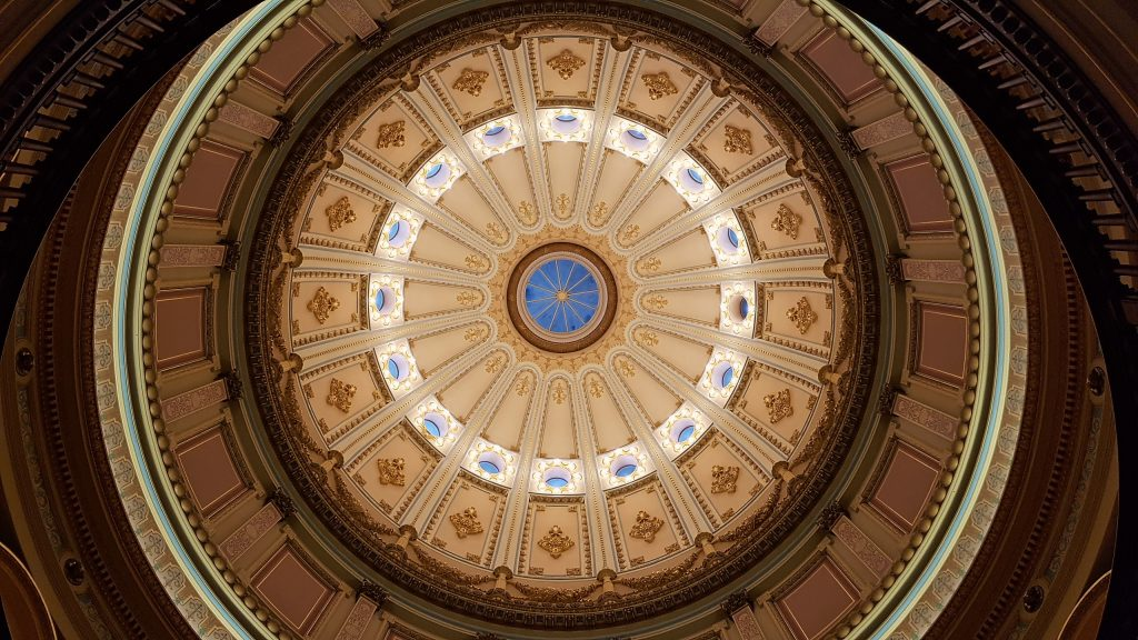 Cupola State Capitol