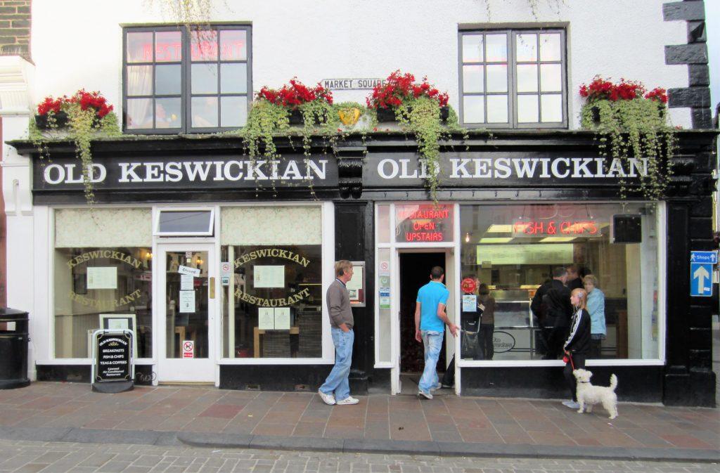 Fish & Chips Keswick