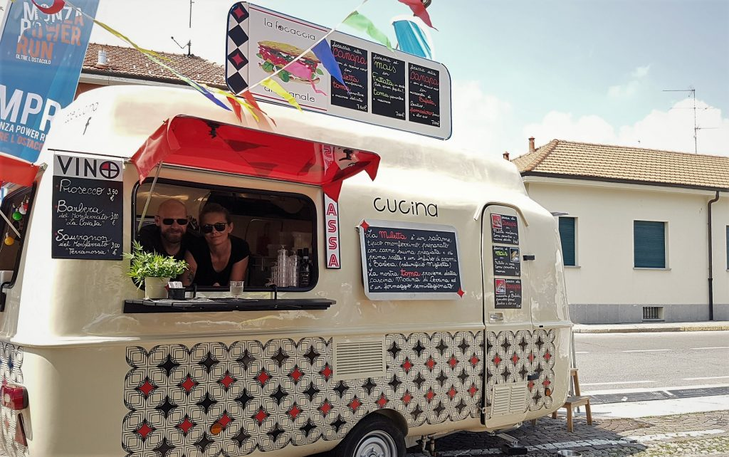 Food Truck Zoe Cucina