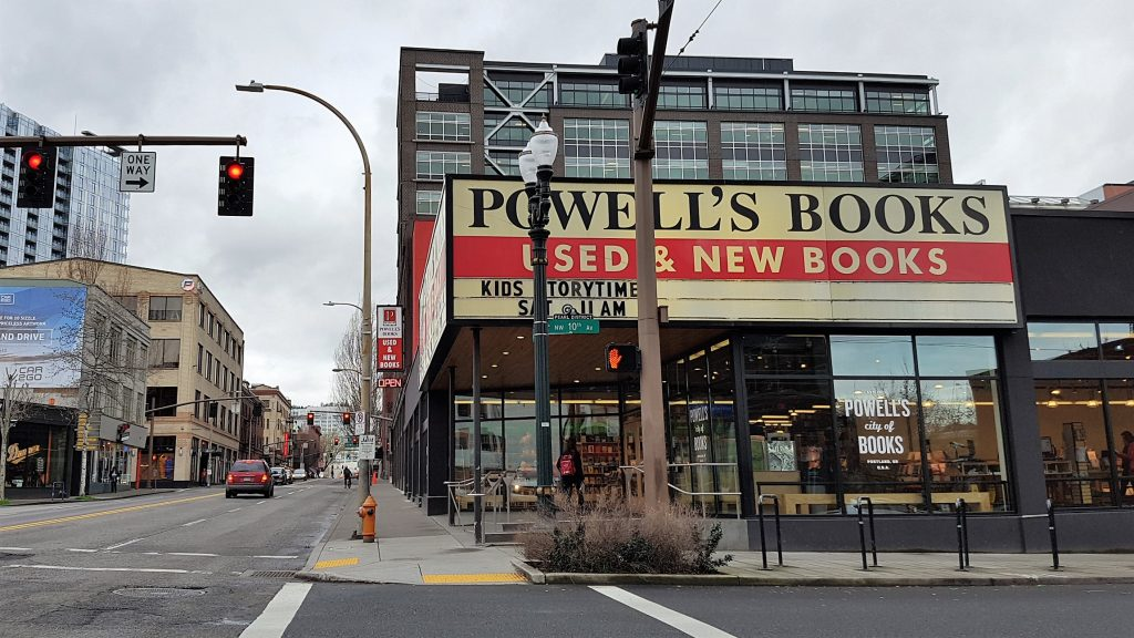 Powell Books Portland