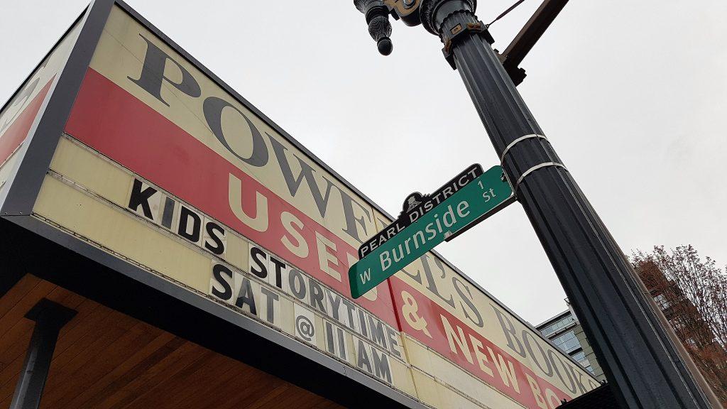 Cosa vedere a Potland: Powell's Books