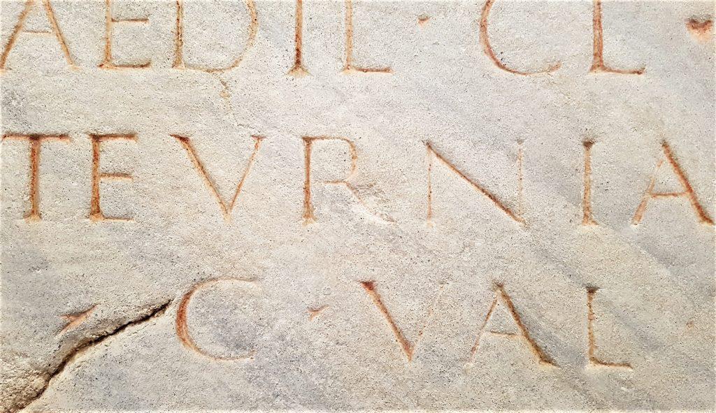 Teurnia città romana in austria