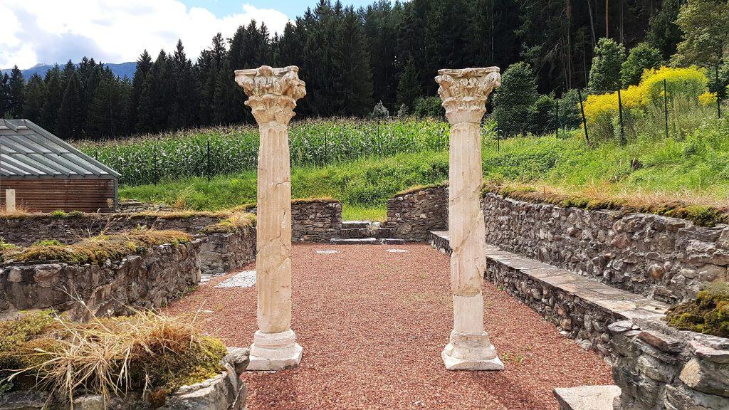 Teurnia colonne