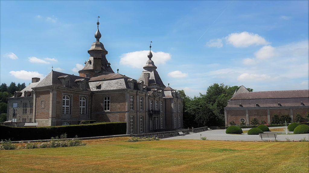 castello di Modave in Belgio
