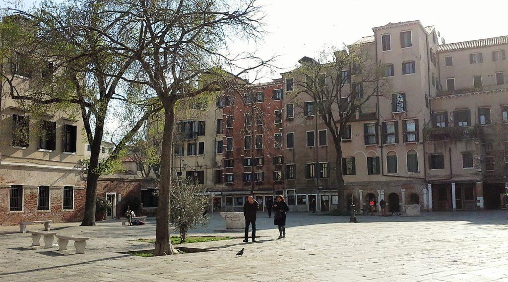gheto novo venezia