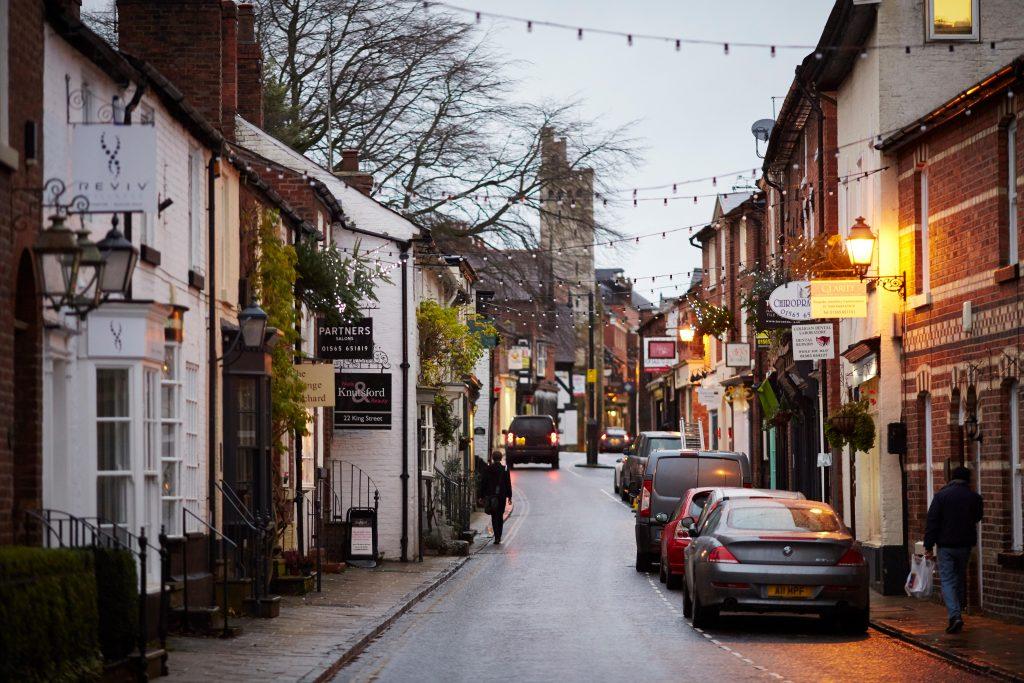 Knutsford Cheshire