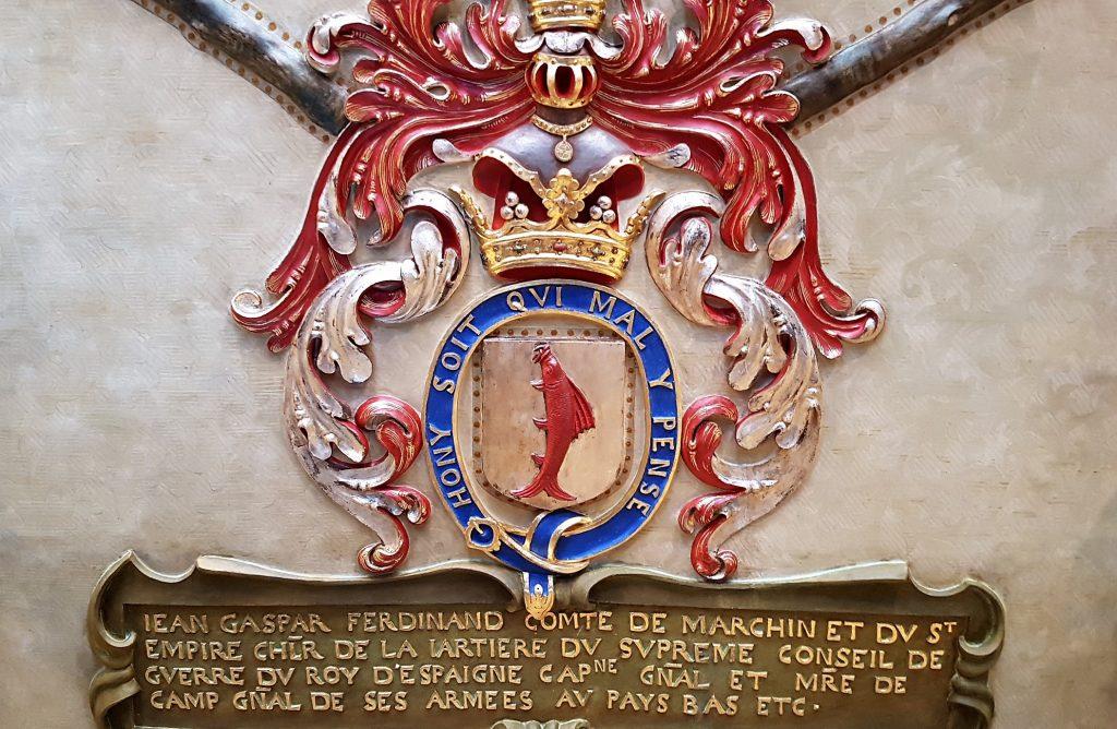 stemma reale modave