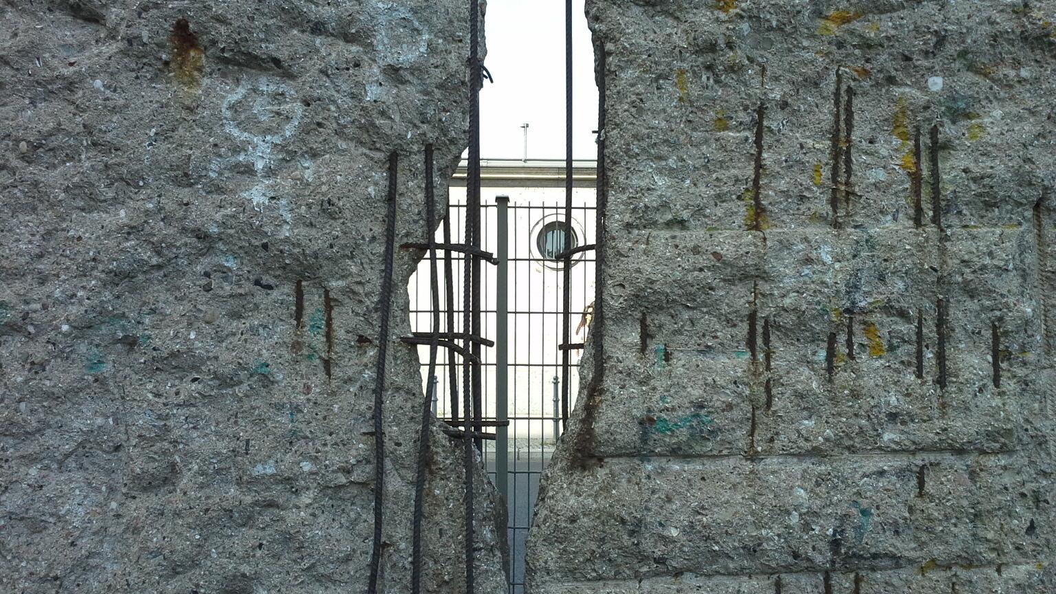 Berlino itinerario storico lungo il muro