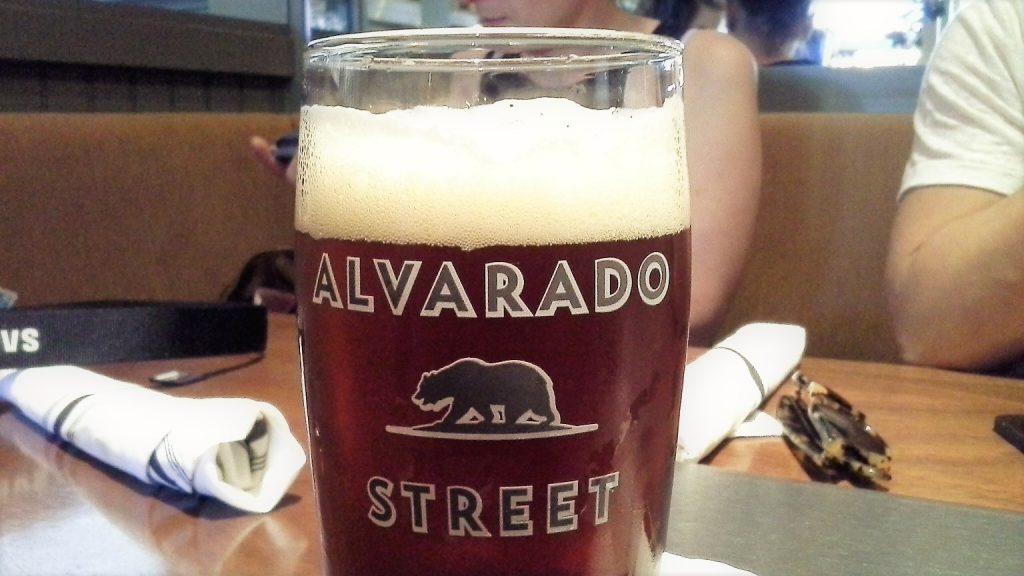 Alvarado street Brewery California