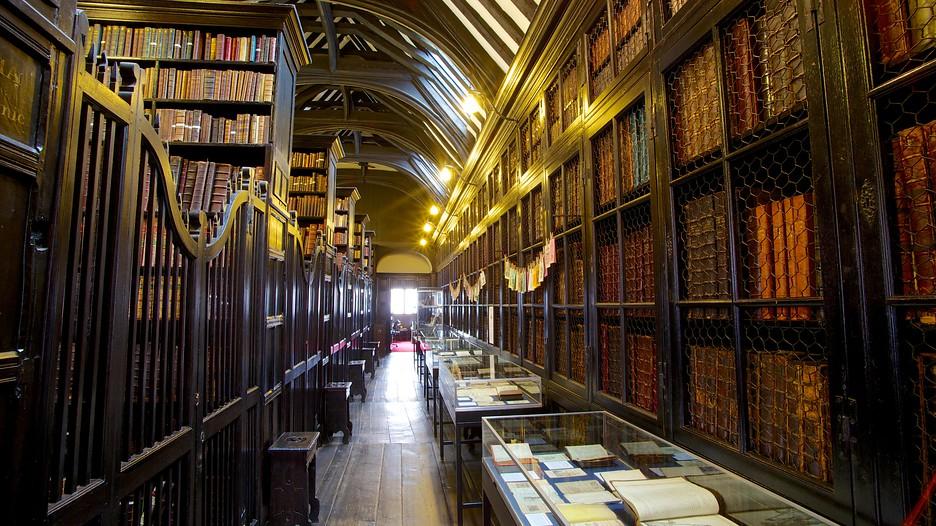 Chethams-Library
