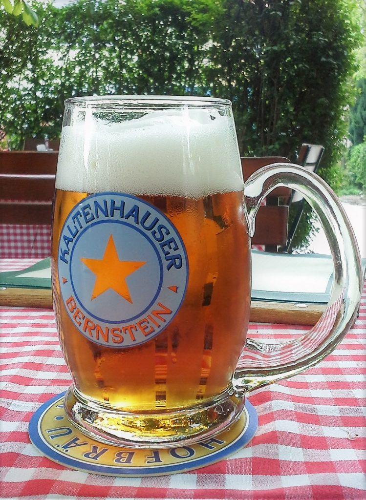 Kaltenhausen Bier Salisburgo