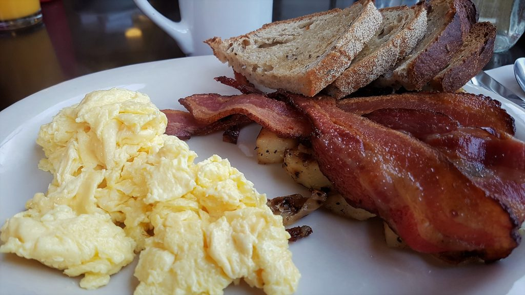colazione a Portland