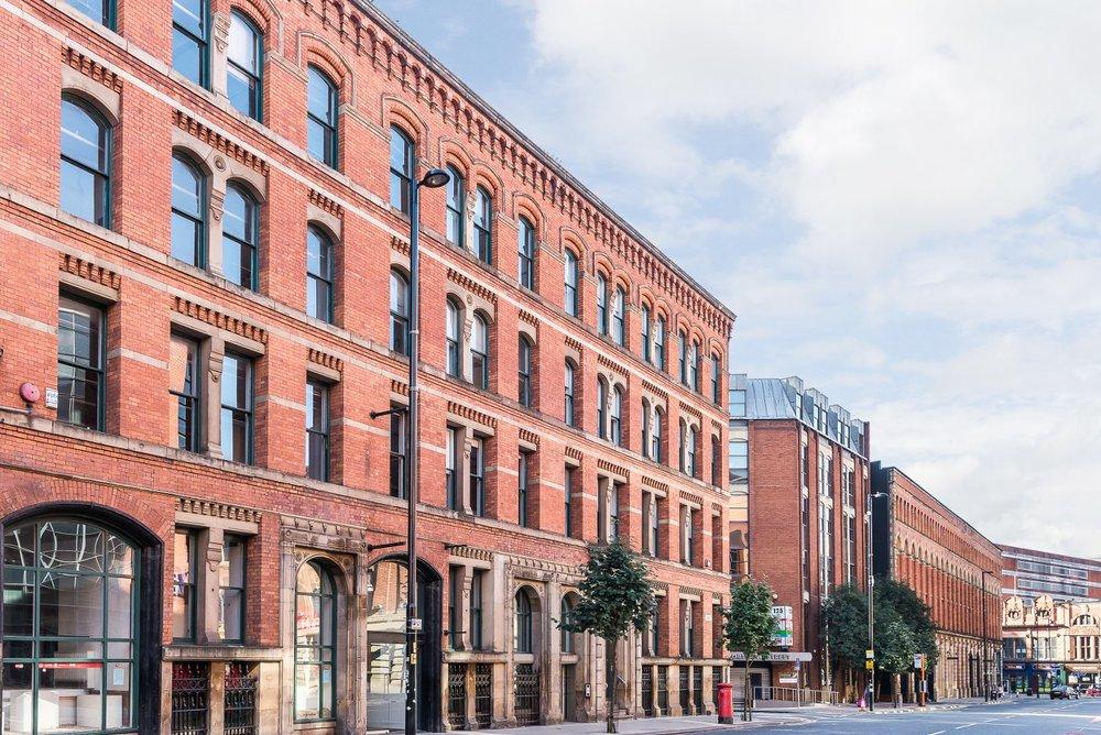 manchester portland street