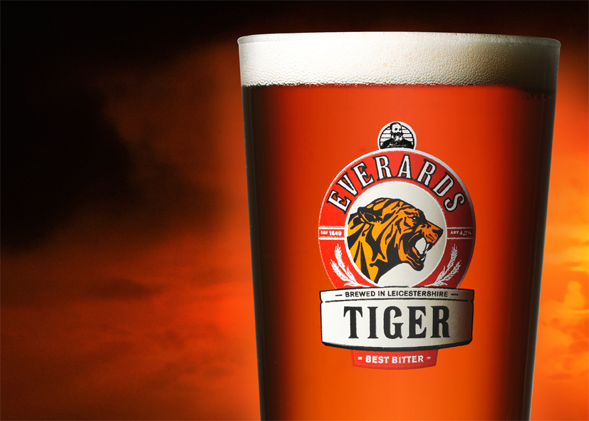 tiger real ale